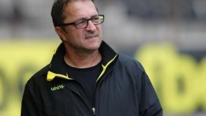 Желко Петрович пак отказа да се договори с Ботев (Пд)