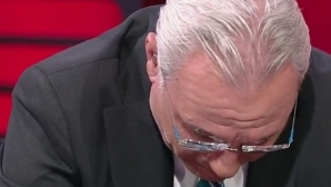 Стоичков плаче след расисткия скандал