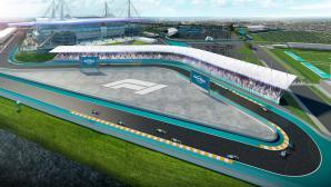 """Ф1 и """"Hard Rock Stadium"""" със споразумение за ГП на Маями (снимки)"""
