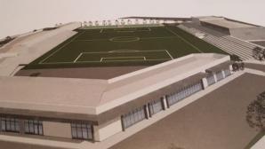 Днес показват проекта за новото футболно бижу на Пловдив