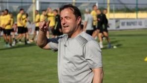 Ботев (Пд) прекрати едностранно договора на Желко Петрович