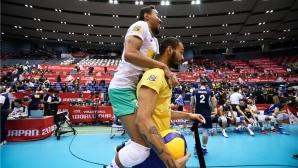 Алан Соуза е MVP на Световната купа (видео + снимки)