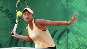 Аршинкова е четвъртфинал в Анталия след едва 10 минути игра