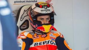Застрашено ли е мястото на Хорхе Лоренсо в Honda?