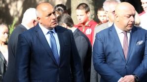 Бойко Борисов: БФС може да си държи Михайлов за свой президент още 100 г., но правителството няма да работи с него