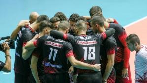 Нефтохимик започна защитата на титлата си с чиста победа над ЦСКА