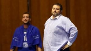 Галин Стоянов: Имахме трудна седмица