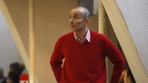 Йордан Колев: Трябва да се доказваме с игра и борба, а това го нямаше