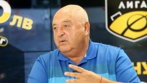 Венци Стефанов: Новият шеф на БФС трябва да бъде честен бизнесмен, а не фалирал човек