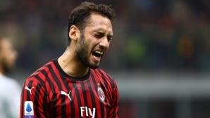 Милан 0:0 Лече