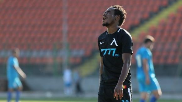 Левски търси отбор на Насиру Мохамед