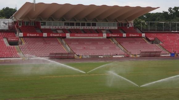 Обявиха подробности за стадион