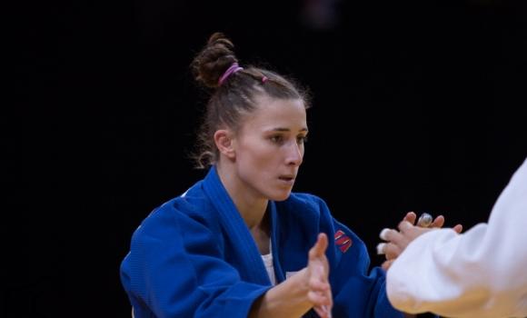 Ивелина Илиева победи рускиня на старта в Абу Даби