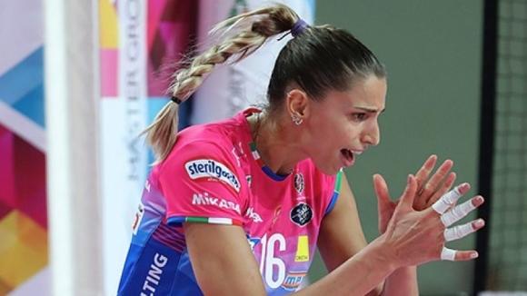 Супер Ели с нов страхотен мач в Италия (видео + снимки)