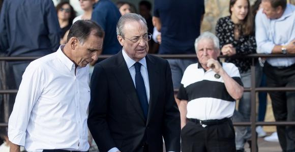 Преотстъпените улесняват Флорентино Перес в борбата за Мбапе