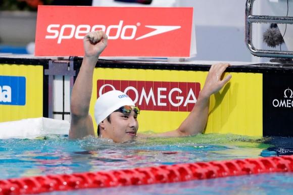 Сето на 3 стотни от световния рекорд на 400 метра съчетано