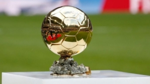"""France Football публикува пълния списък на номинираните за """"Златната топка"""""""