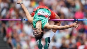 Треньор: Тихомир Иванов е на 100 процента участник в Олимпиадата в Токио