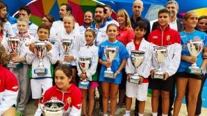 """Българче спечели второ място на световните финали на """"Kinder+ Sport"""""""