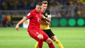 Байерн отписа Зюле за този сезон, но и не го пуска на Евро 2020