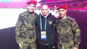 Станимира и Тайсъна на победа от медал на Световните военни игри