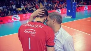 Мартин Атанасов остава в Шомон? Радо Стойчев привлича титуляр на САЩ във Верона