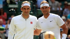 Федерер не е бил поканен на сватбата на Рафа