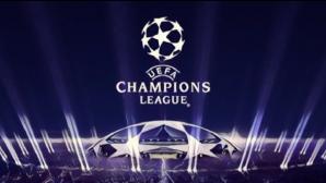Шампионската лига на живо: Атлетико откри резултата, 4 гола в Харков - следете тук