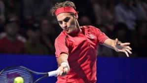 Експресна победа за Федерер в неговия мач №1500
