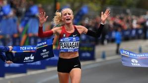 Олимпийска медалистка и победителка в маратона на Ню Йорк обяви края на състезателната си кариера