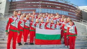 Нешка Робева потресена от разрухата, в която тренира националният отбор по акробатика