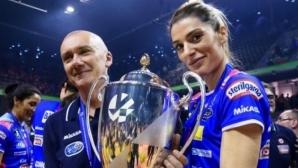 Едни от най-големите звезди на женския волейбол гости на Европейската Гала в София