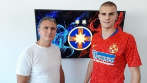 Чорбаджийски попадна в идеалния отбор в Румъния