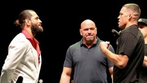 Нейт Диас пусна промо видео за UFC 244