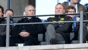 """Билд"": Моуриньо вече преговарял с Борусия Дортмунд"