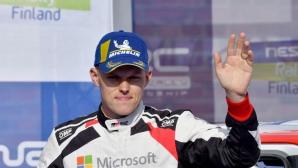 Вижте в кои случаи Танак ще стане WRC шампион още в Испания