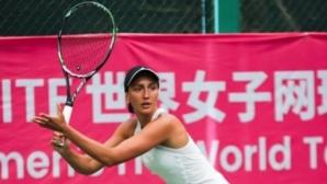 Александрина Найденова с победа в основната схема в Китай