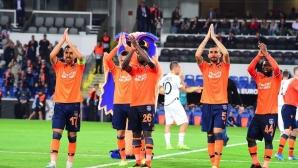 Първи успех за Истанбул Башакшехир и борбата в групата се завърза (видео)