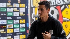 Български национал продължи договора си с руски клуб