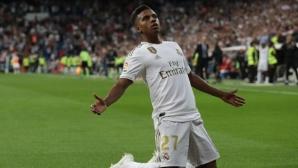 """Новата бразилска перла на Реал Мадрид получи първата си повиквателна за """"Селесао"""""""
