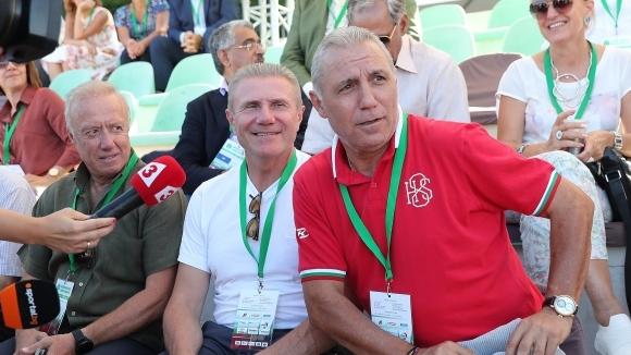 Христо Стоичков: Лудост е да искам санкции за бивши мои съотборници в България
