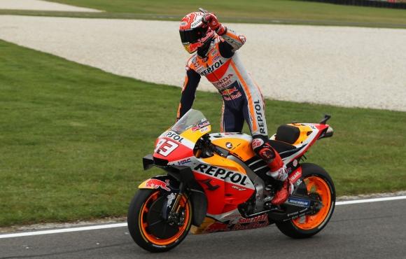 Маркес поставя нови рекорди в MotoGP при успехи до края на сезона
