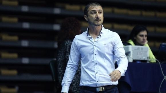 Асен Николов: Трябва да си признаем, че сме далеч от отборите в Топ 4