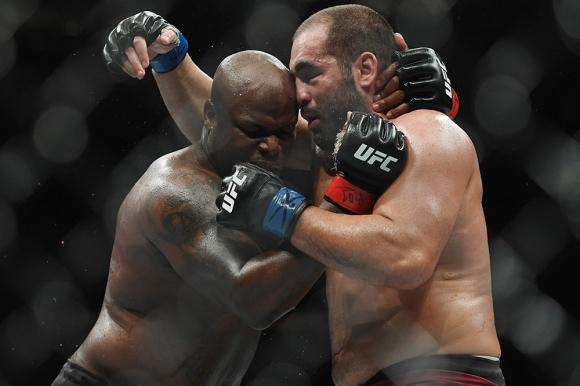 И феновете на UFC в САЩ видяха победа за Благой Иванов