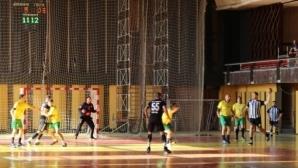Нова победа на шампиона Локомотив Варна