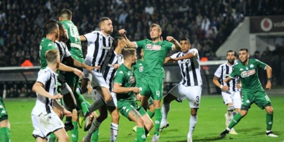 Спорна дузпа в 96-ата минута остави ПАОК без поражение в Гърция