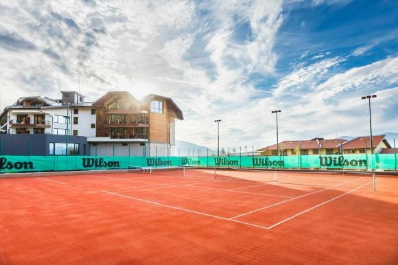 №1 в Интерактив тенис тръгва за победа в Hot Springs Open
