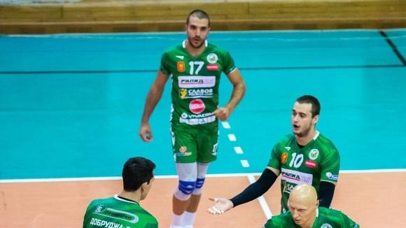 Димитър Маринков: Страхотната публика ни окрили за победата над Марек (видео)