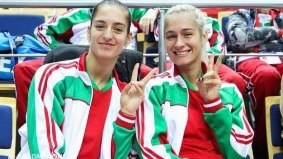 Успешен старт на сестри Стоеви във Фучжоу, следва битка с олимпийските шампионки