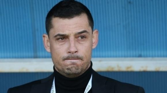 Томаш проговори след напускането на Берое